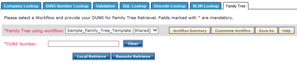 Integration Manager | Lookup Matching | Running Lookups